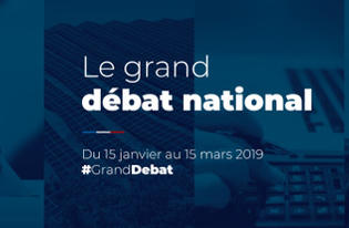 Organisation du Grand Débat National