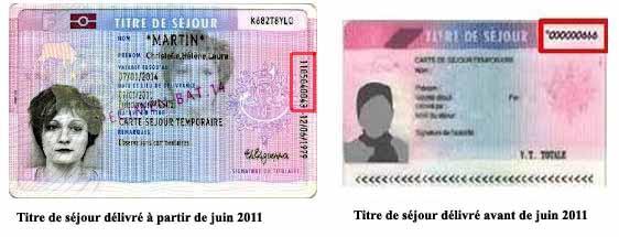 numéro agdref carte séjour Retrait de titre de séjour ou titre de voyage / L'Hay les Roses